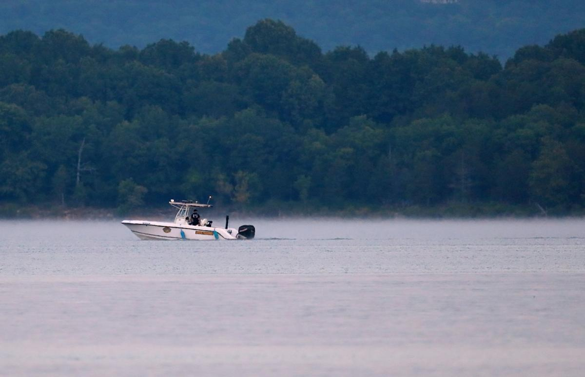 Table Rock Lake search Friday