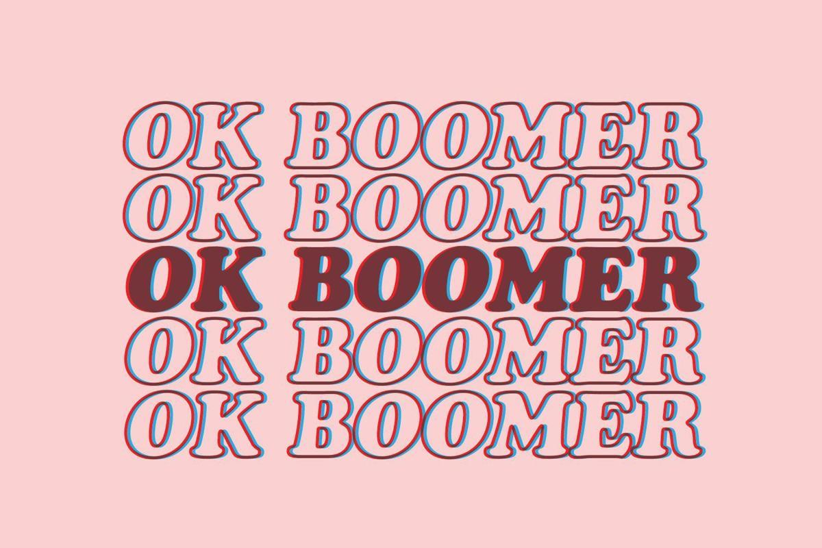 Ok Boomer Tarkoittaa