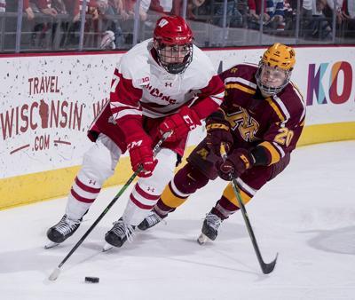Badgers men's hockey vs. Minnesota