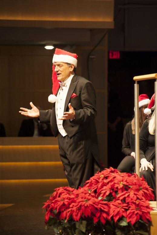 John DeMain at MSO Christmas concert (copy)