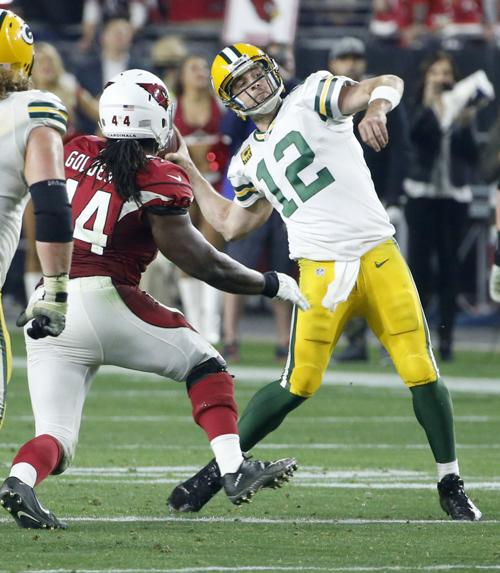 Packers Aaron Rodgers Had Knee Surgery After Arizona Loss Espn Reports Pro Football Madison Com