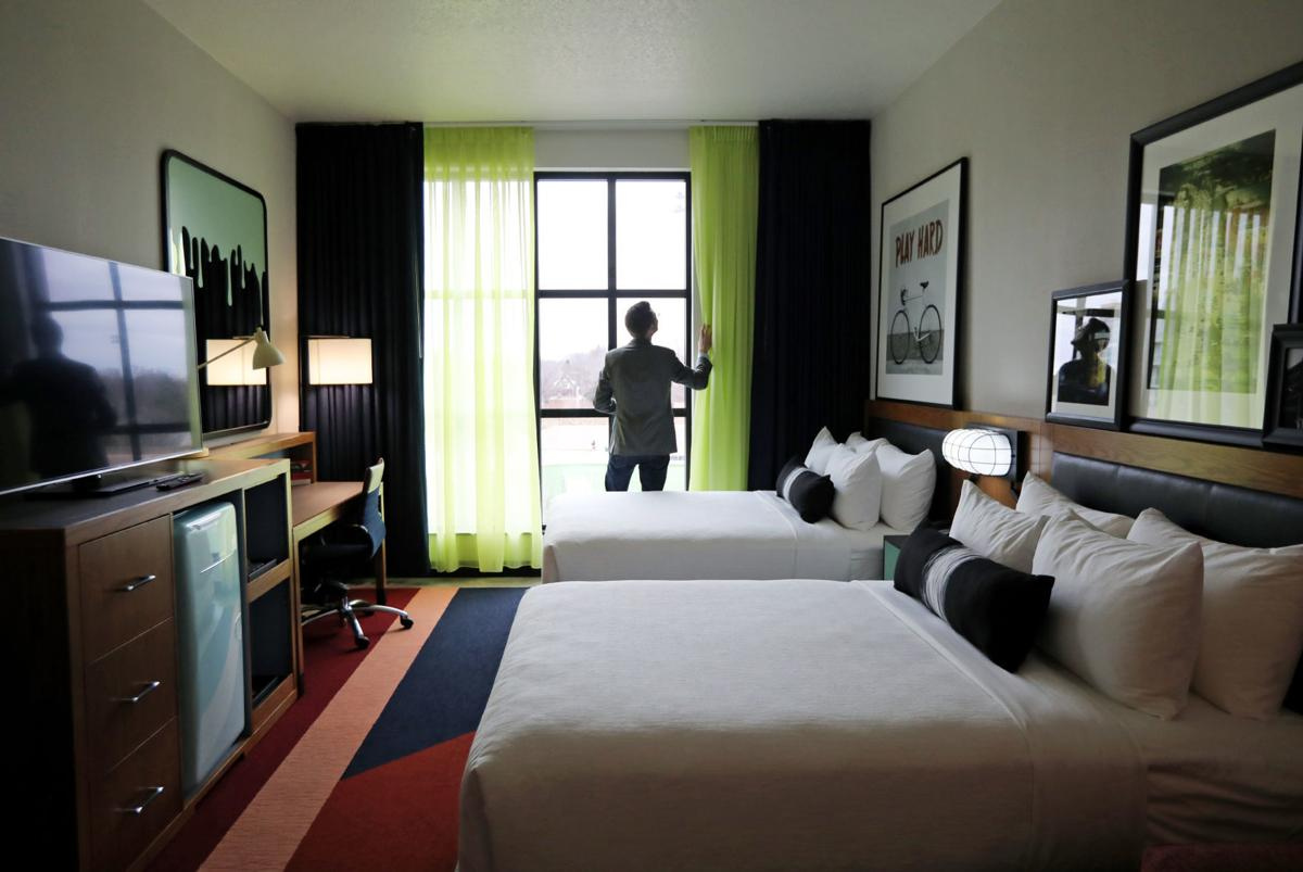 Hotel Indigo Pays Homage To The Past As The Madison Area