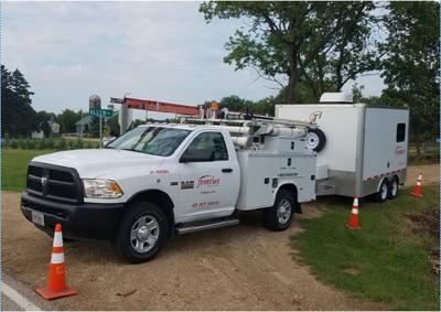Frontier Repair Truck