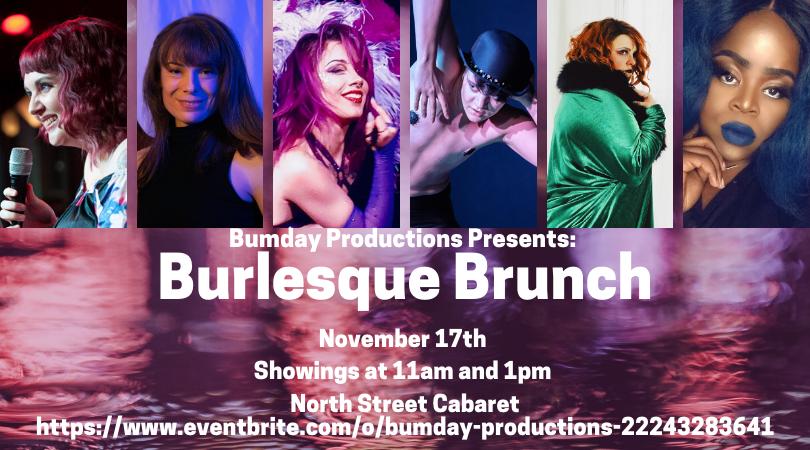 Burlesque Brunch