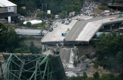 Minnesota Bridge Collapse