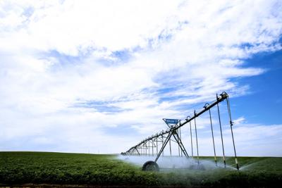 Irrigation rig 2