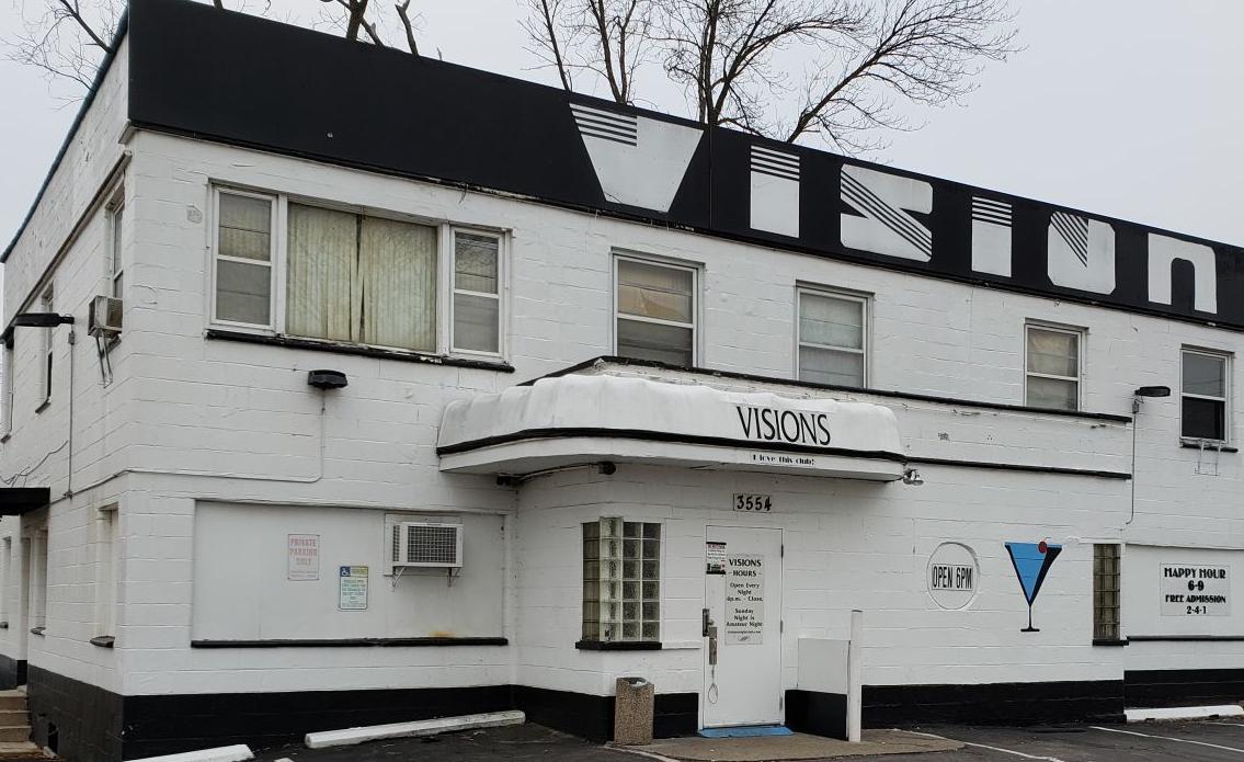 Visions Night Club