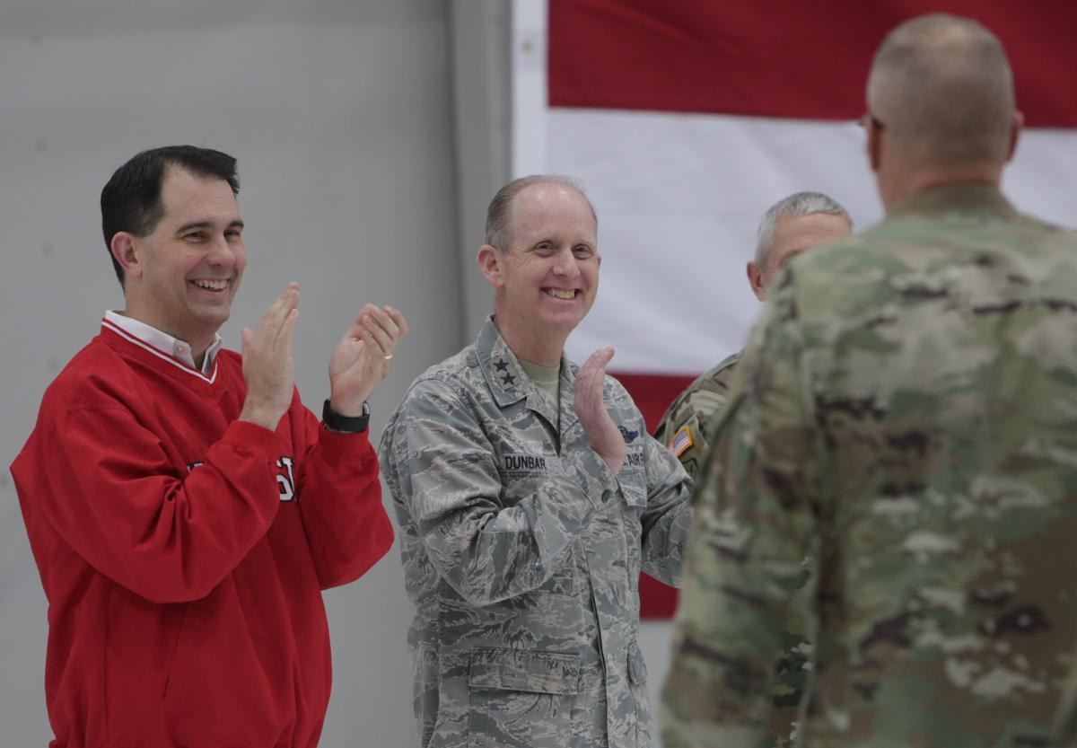 Scott Walker and National Guard