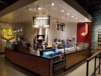 Seattles Mod Pizza Opening Tuesday In Fitchburg Restaurants