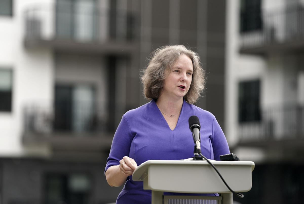 Mayor Satya Rhodes-Conway