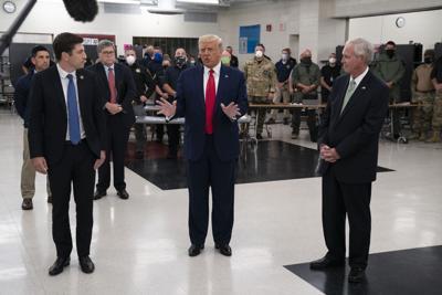 Trump and Ron Johnson