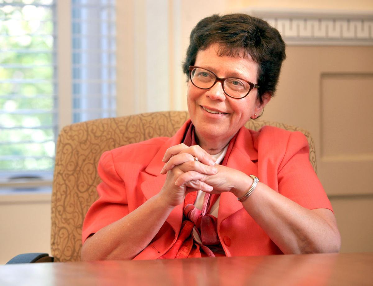 UW chancellor Rebecca Blank