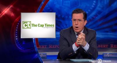 Colbert Cap Times