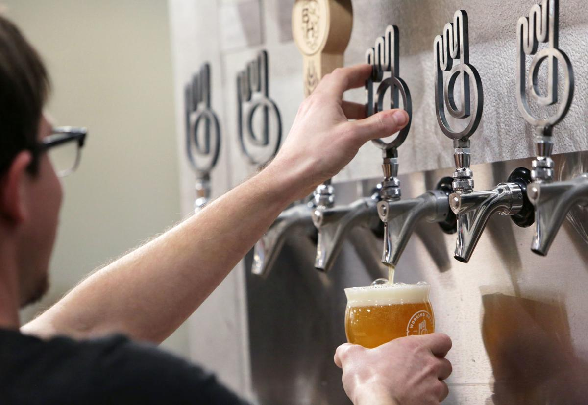 Working Draft Beer Co  opens, others wait in the wings, as