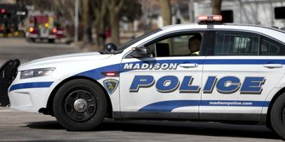 Madison police squad stock file photo