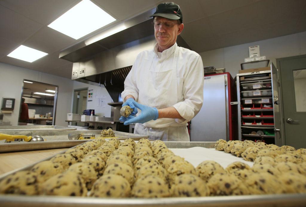 Just Bakery: David Smith