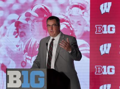 Paul Chryst-B1G Media Days Day 2 main