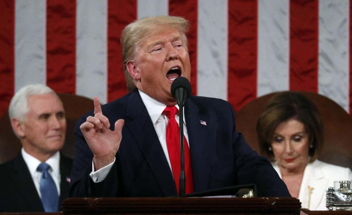 State of the Union -- Trump, Pence and Pelosi