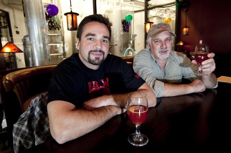 barley wine beer brewmasters