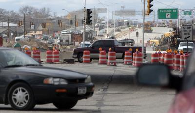 Republican proposal would allow counties to raise a half-cent sales tax for roads