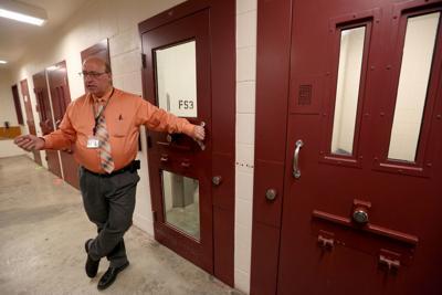Dane County Jail segregation