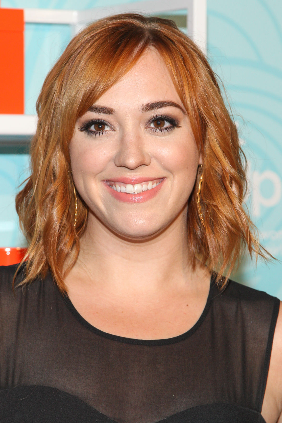 Andrea Bowen house of cards