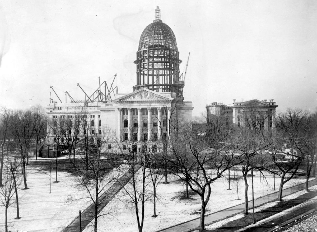 CAPITOL CONSTRUCTION