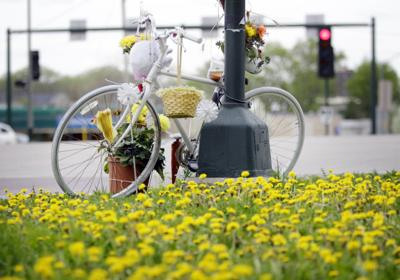 Bicyclist in fatal Madison crash failed to yield to car