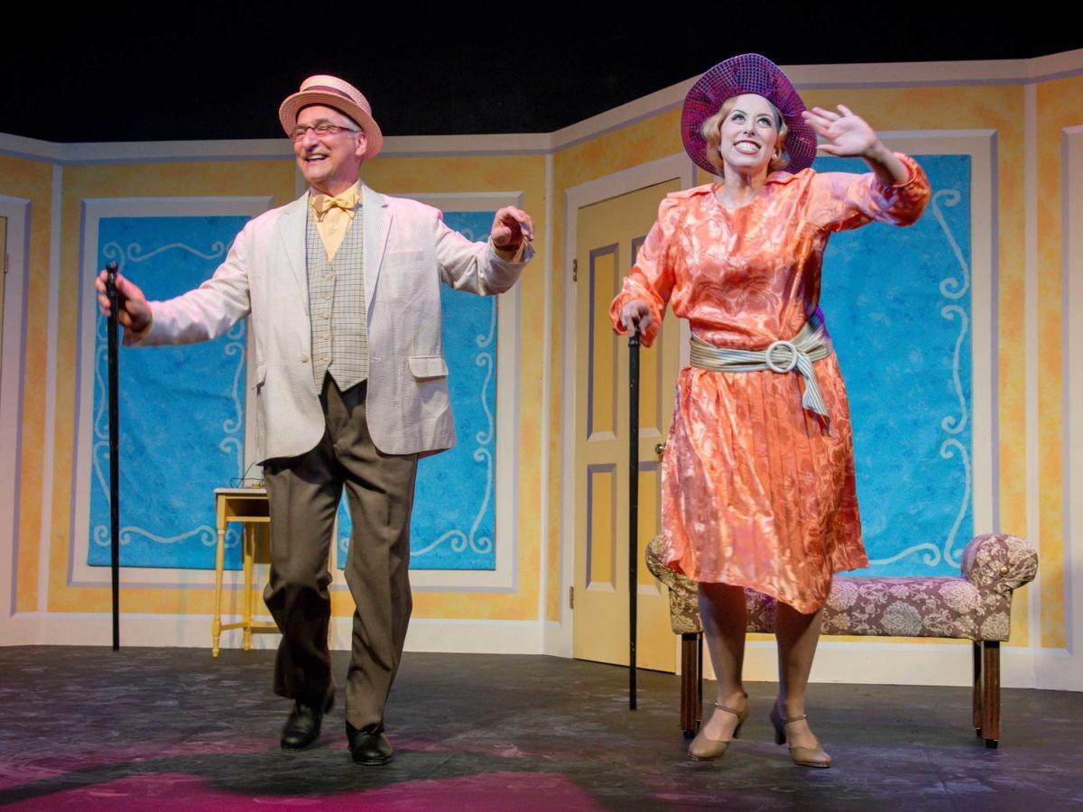 Third Avenue Playhouse La La Lucille