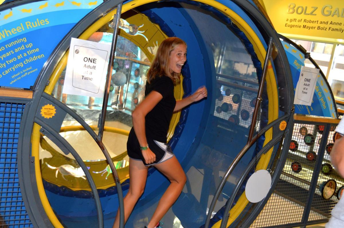 Madison Children's Museum Adult Swim
