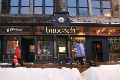 Brocach on the Square