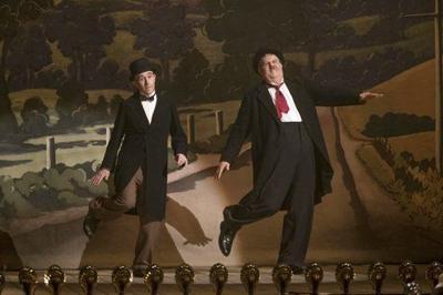 Oliver Hardy was terrifying, inspiring for John C. Reilly