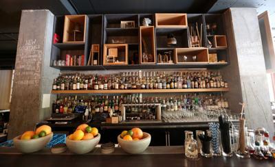 FIELD TABLE bar area
