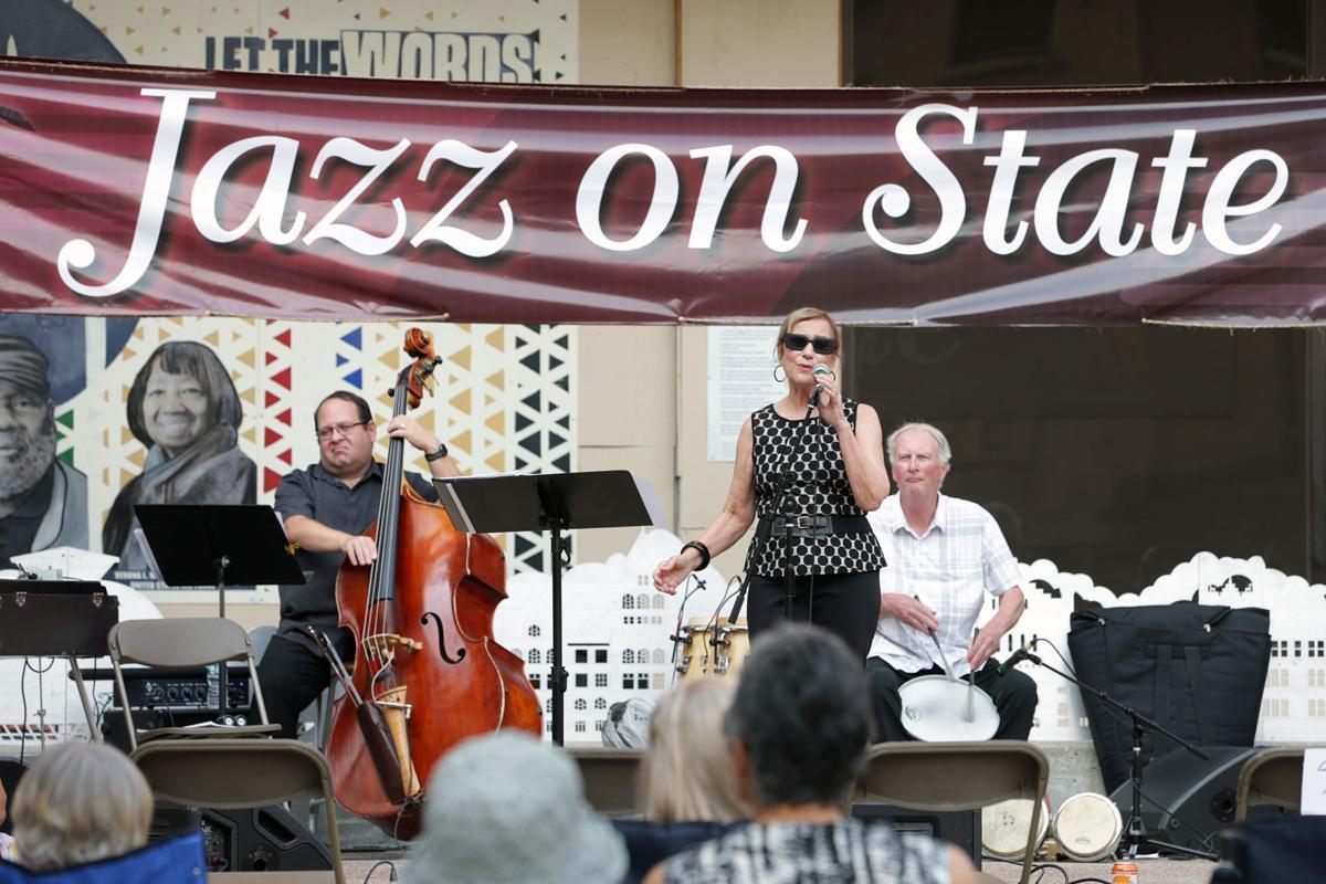 Jazz on State banner