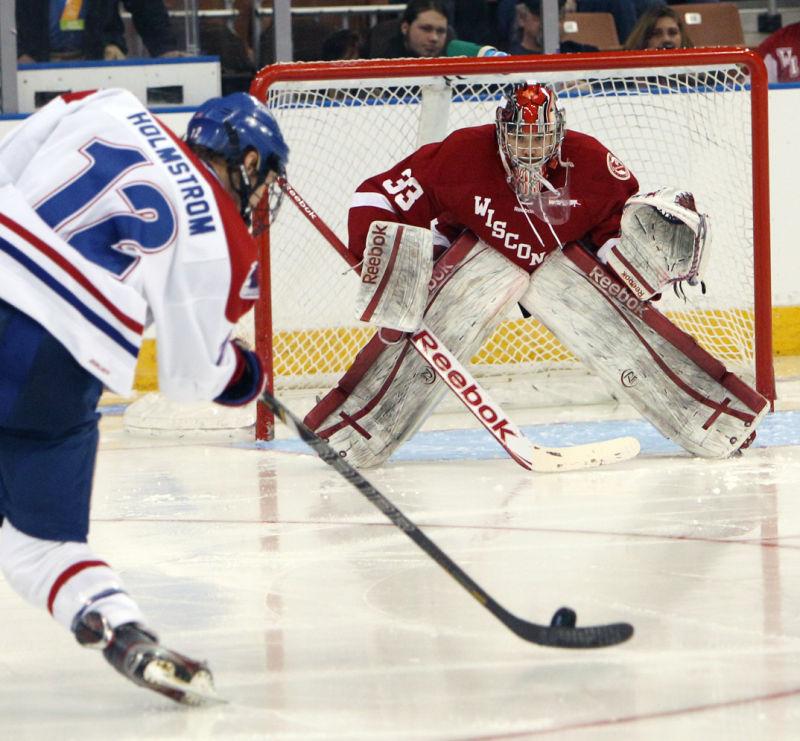 Wisconsin-UMass men's hockey