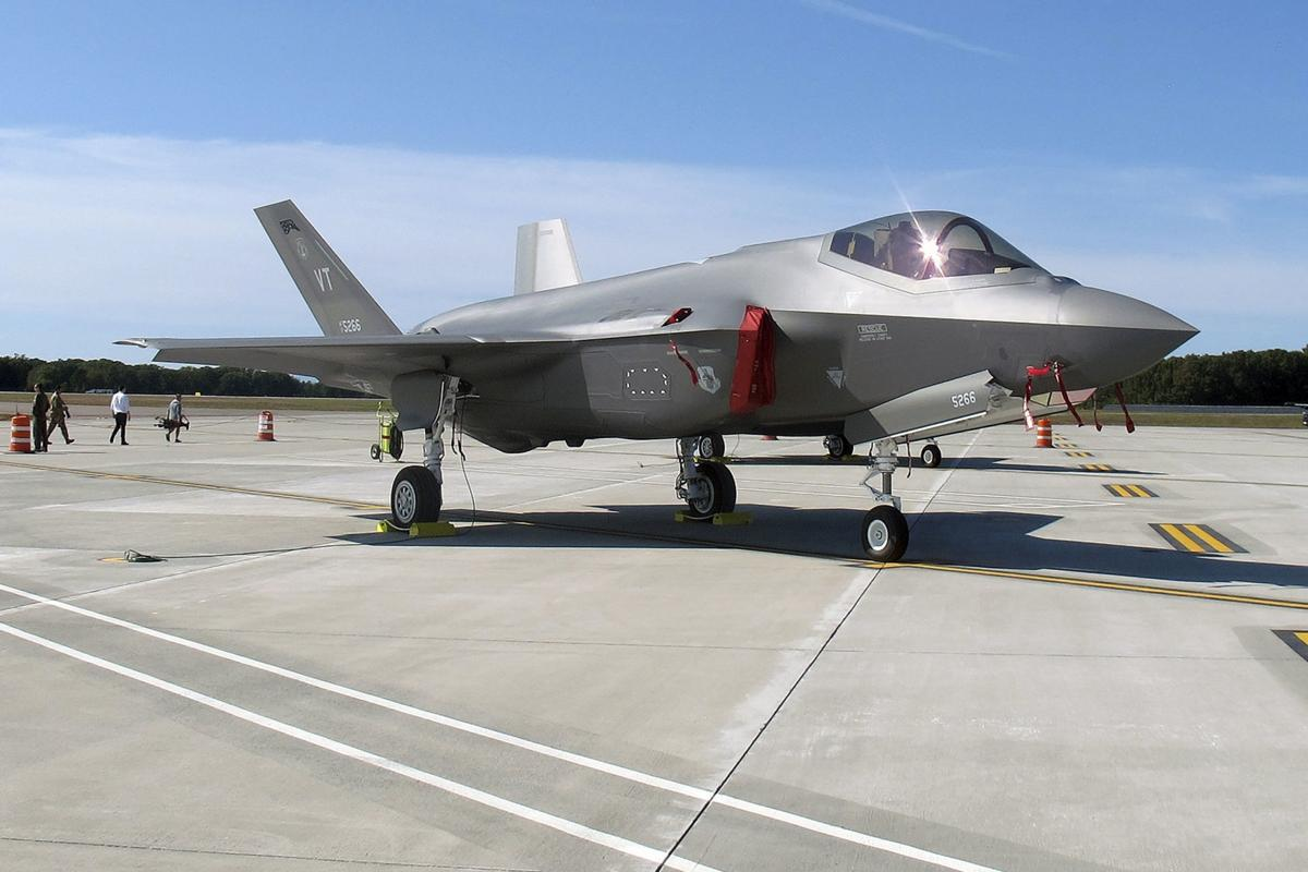 Fighter Jets Madison