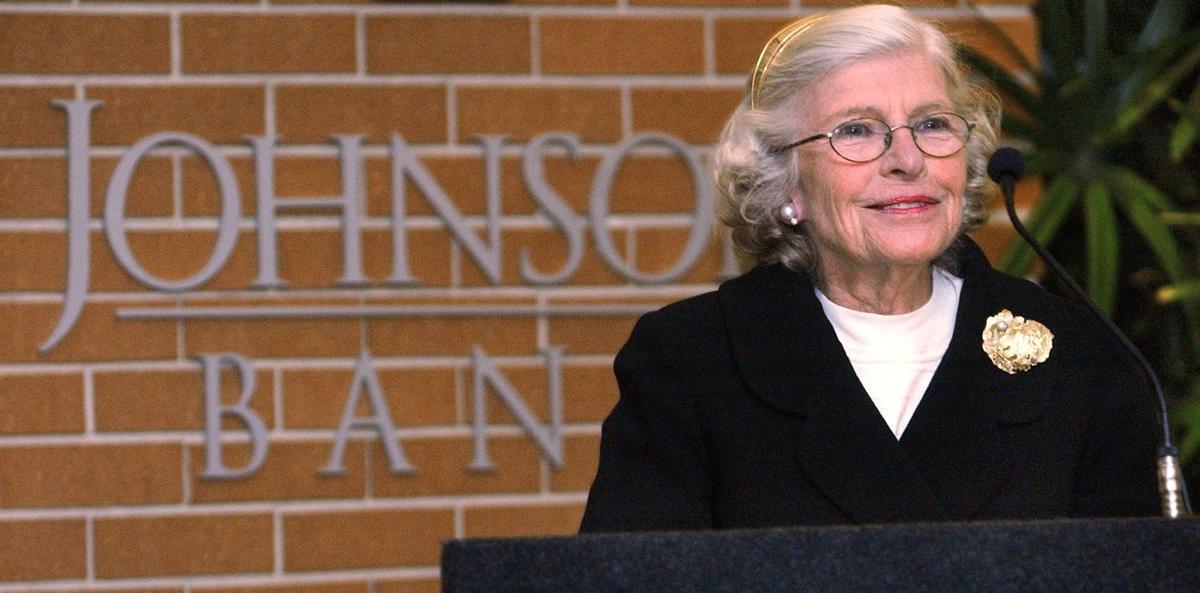 Imogene Johnson, 2003