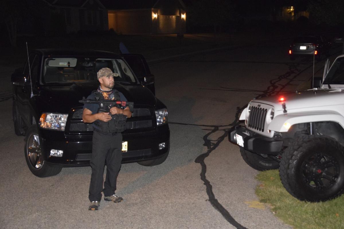 Armed neighborhood watch group keeps Kenosha subdivisions safe