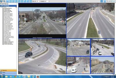 Video feeds from city traffic cameras made public | Local News