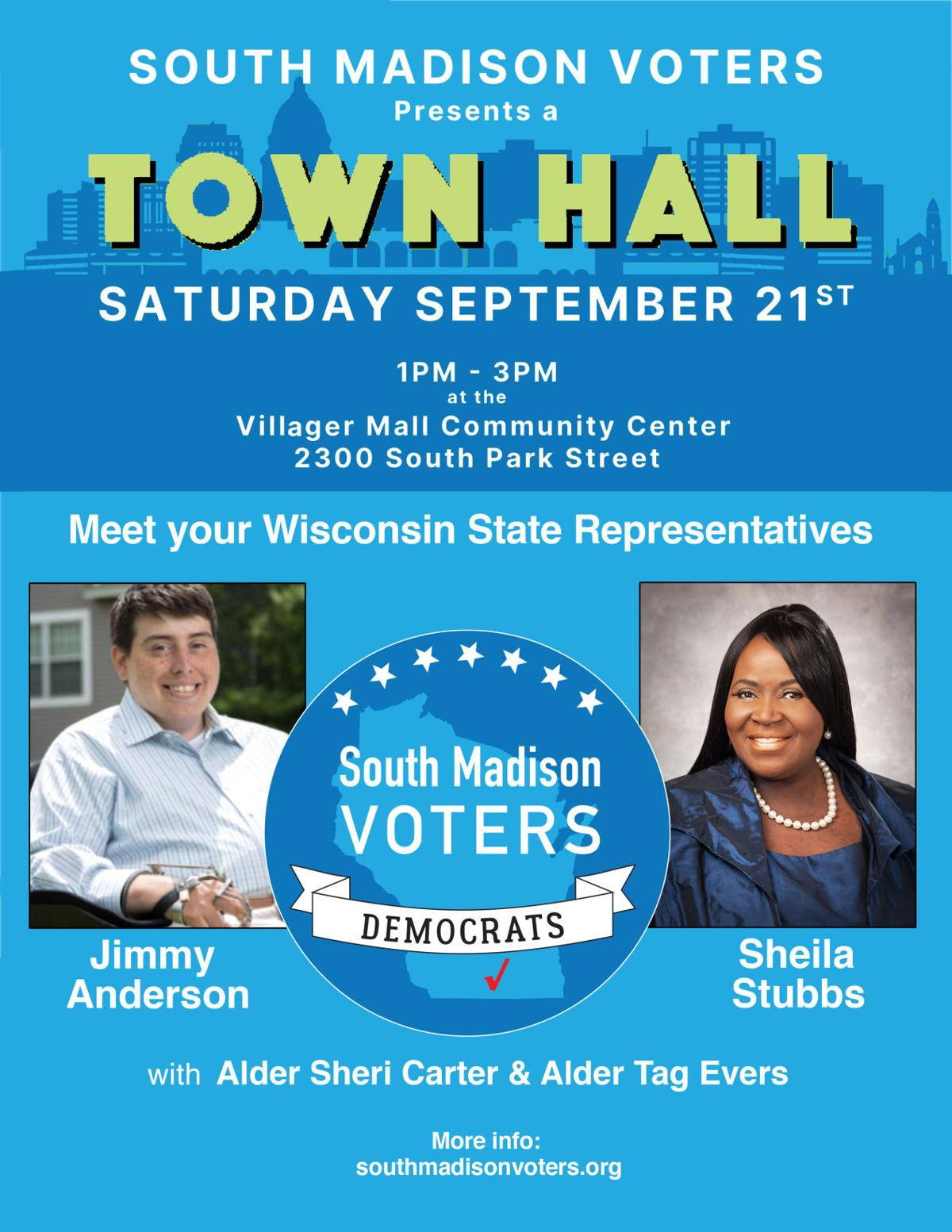 SMV Town Hall Flyer