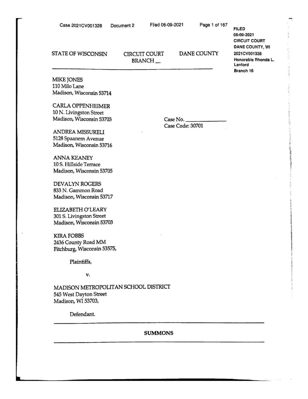MTI Lawsuit