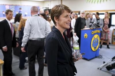 Superintendent Jennifer Cheatham