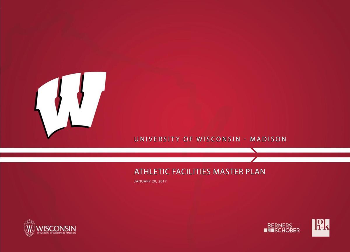 2017 University of Wisconsin Athletic Facilities Master Plan
