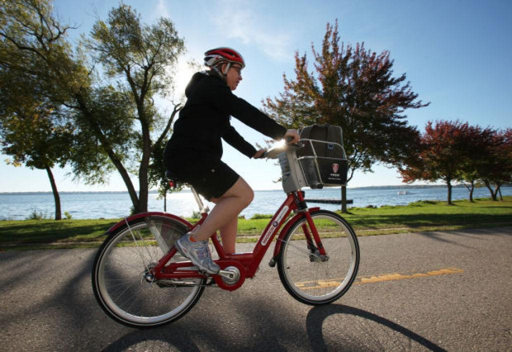 My summer with B-cycle: A reporter spends a season with