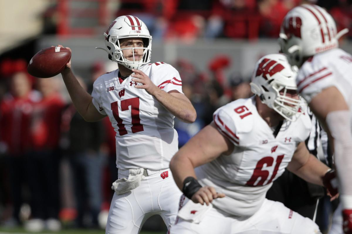 Badgers Quarterback Jack Coan S Preparation Key To His