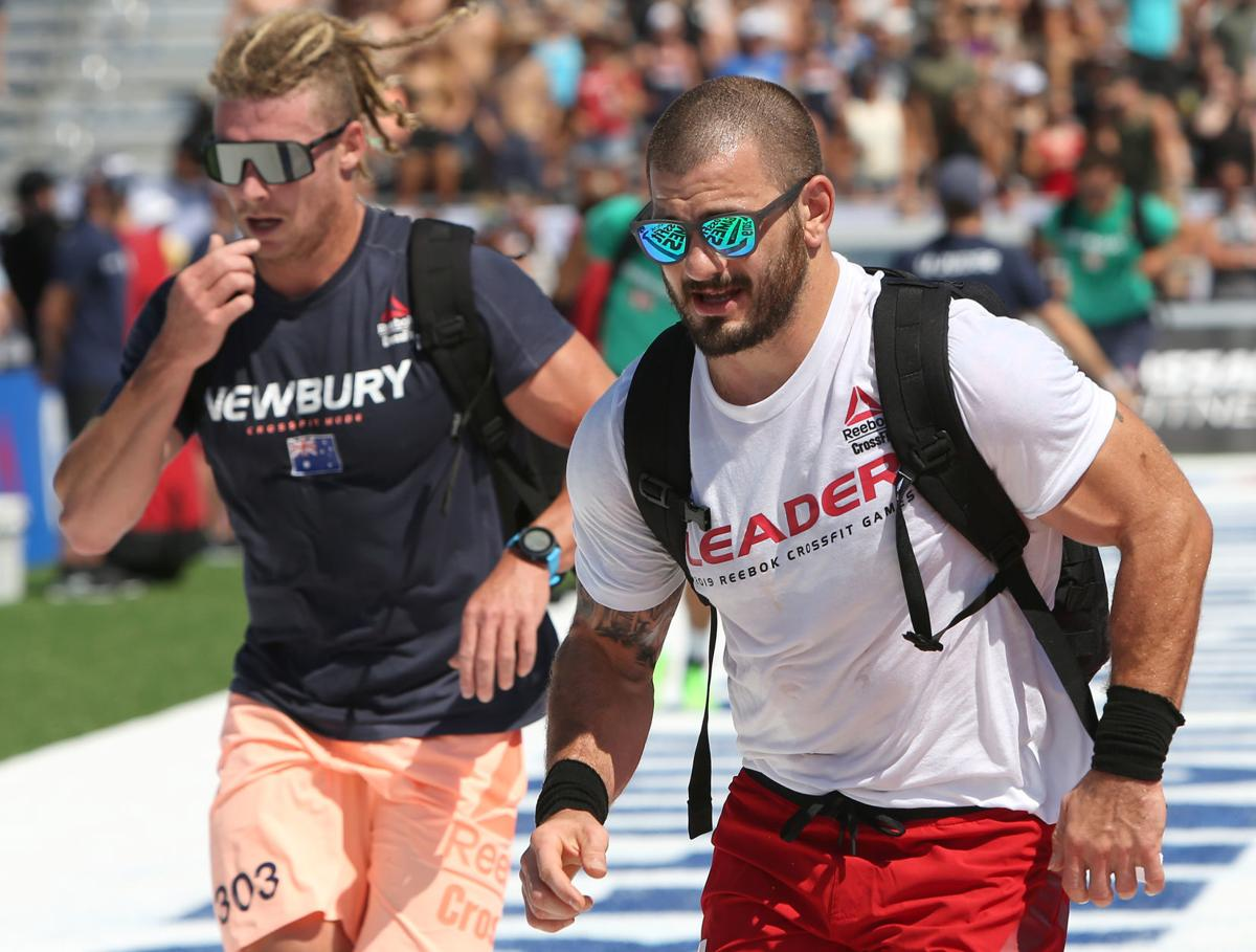 gramática Continente seguridad  Photos: Athletes take over Madison for 2019 CrossFit Games | Living in  Madison | madison.com