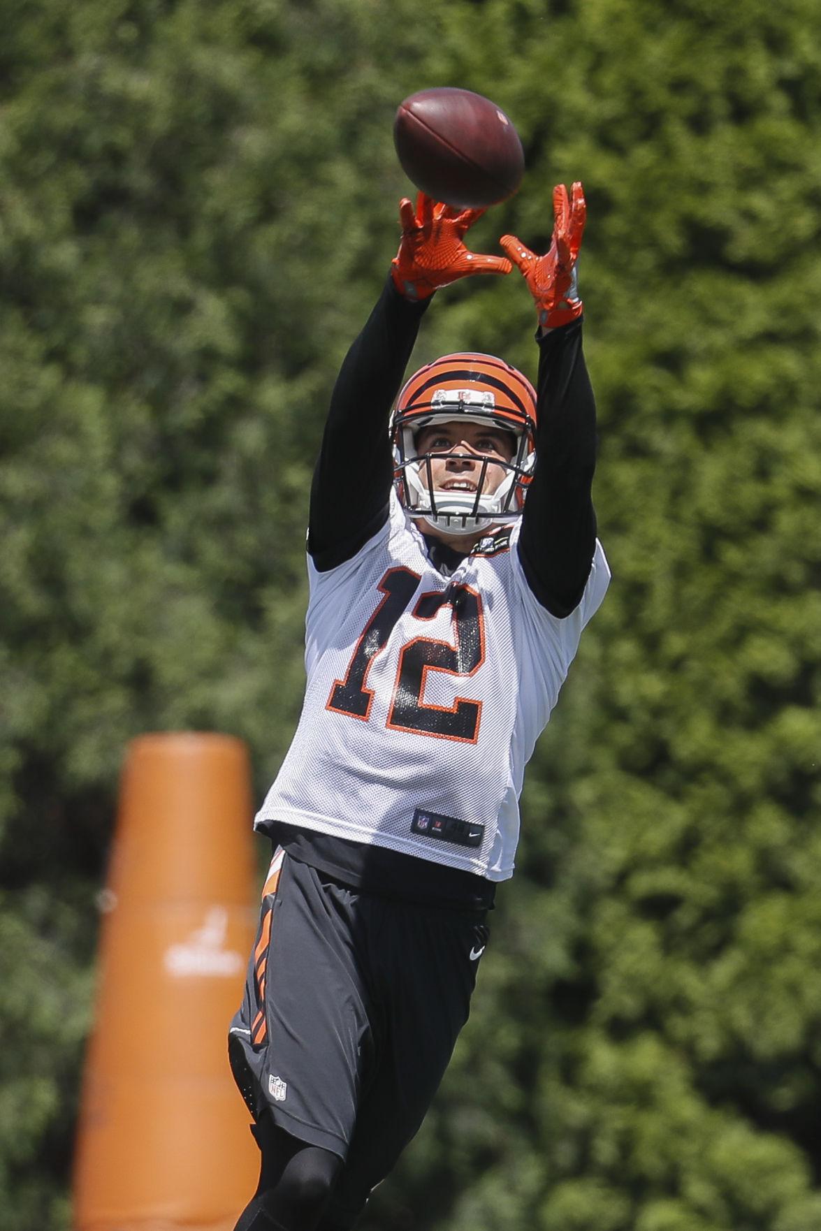 Alex Erickson, Cincinnati Bengals | | madison.com