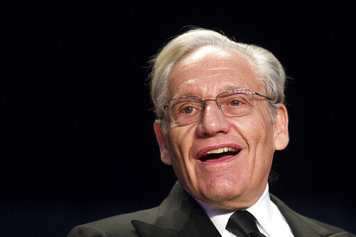 Woodward defends decision to withhold Trump's virus comments (copy)