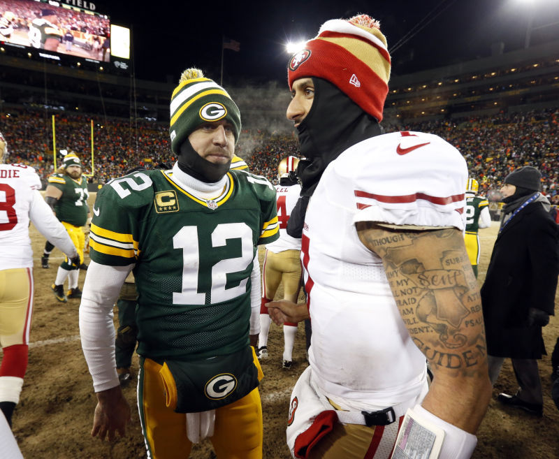 the latest db6be 82331 Packers: A chilling way to finish as Phil Dawson's FG on ...