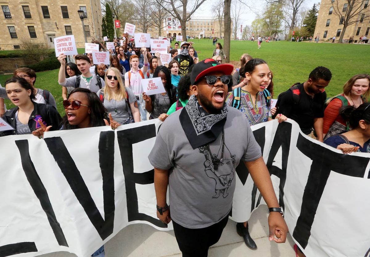 UW Protest 1